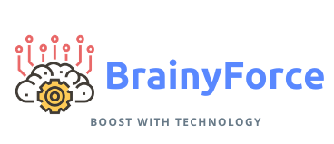 BrainyForce Inc Logo